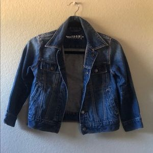 Gap Kids 1969 denim jacket